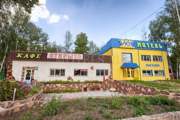 придорожные гостиницы омск тюмень