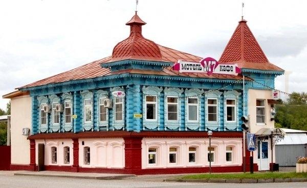 Кафе пестово владимирская область трасса м7